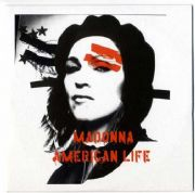 AMERICAN LIFE - UK / EU 2 TRACK PROMO CD